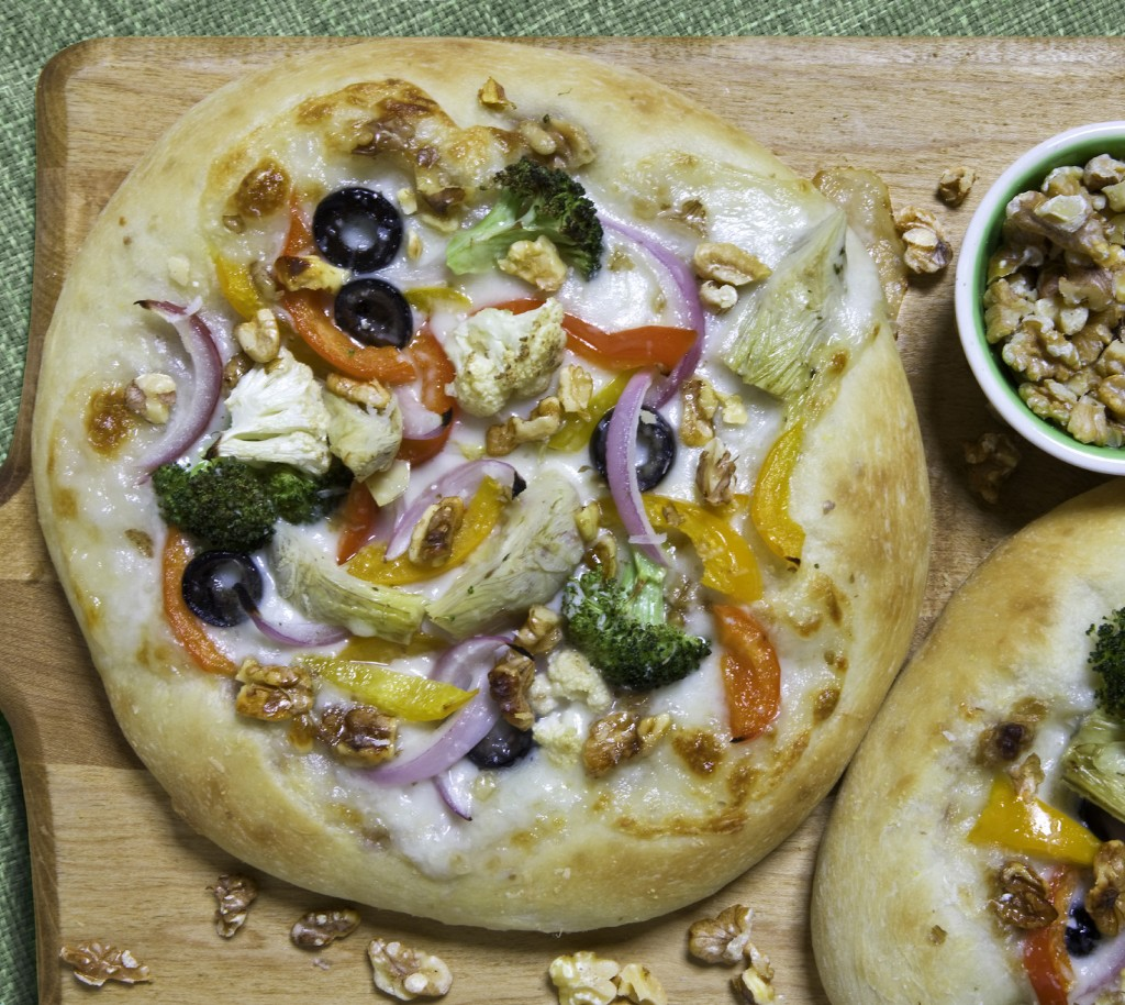 Mediterranean Diet Vegetable Recipes For Pizza