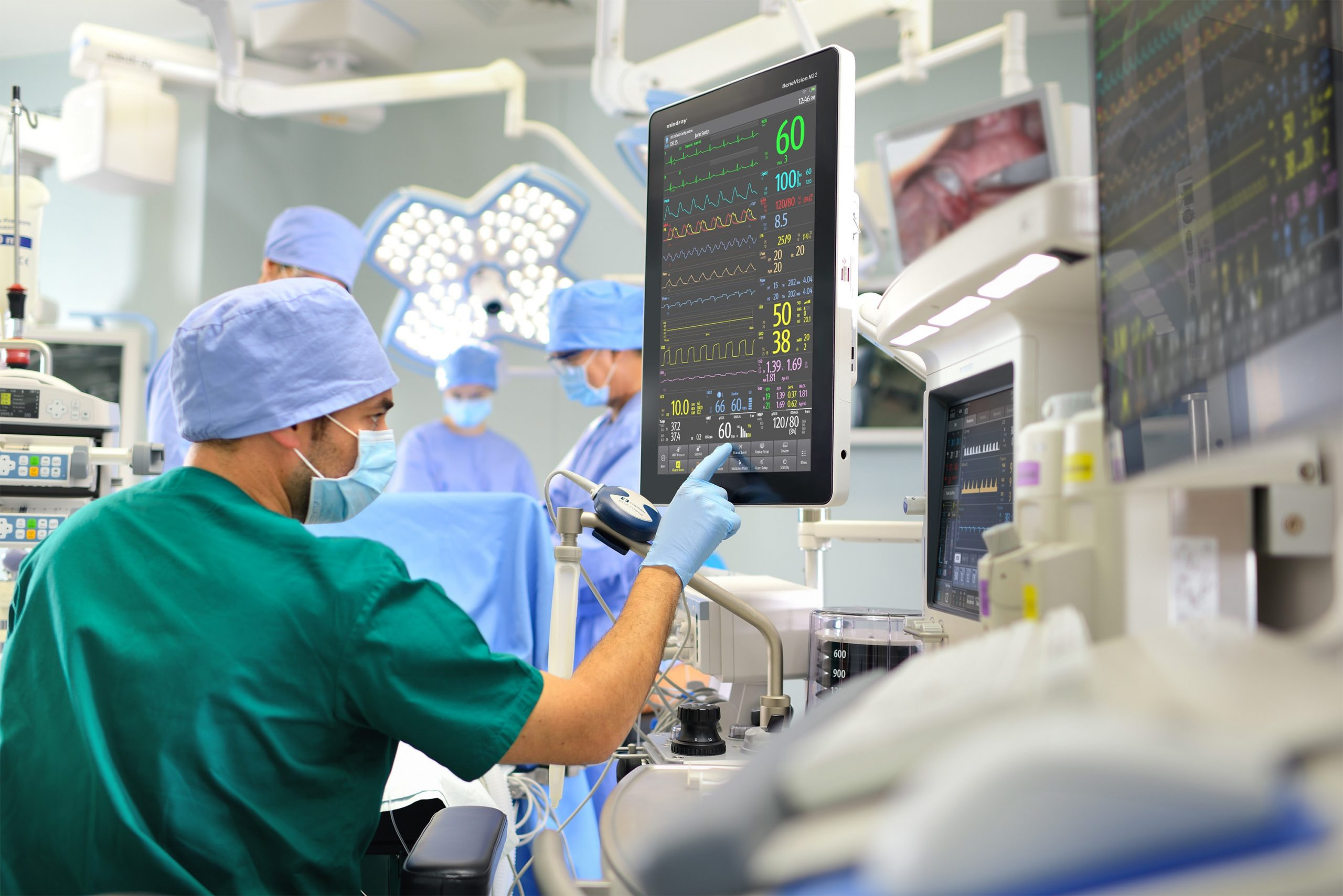 How to Run an Efficient Hospital